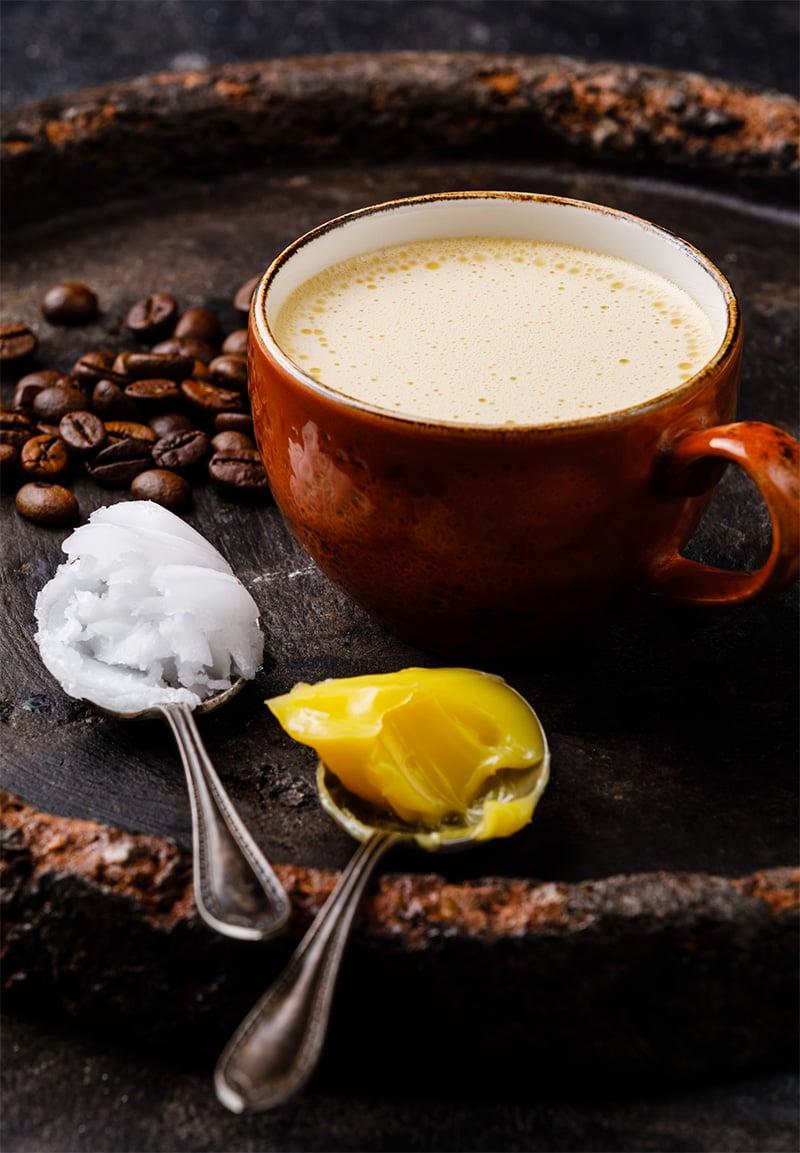 bulleproof coffe